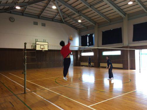 石川県児童養護施設職員バレーボール大会
