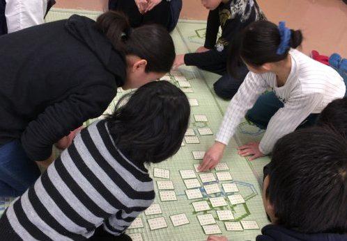 塾内ゲーム大会